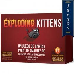 Gatos Explosivos