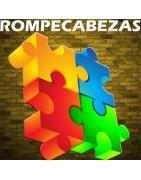 rompecabezas 2d 3d puzzles rompecocos
