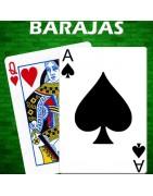 barajas profesionales poker magia cardistry naipes cartas juegos
